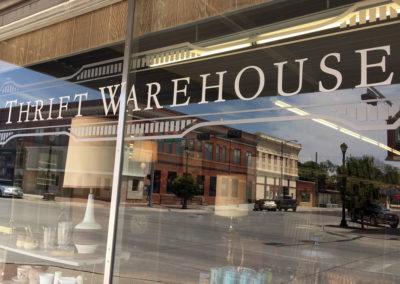 Thrift Warehouse