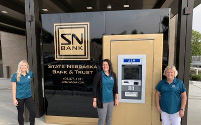 Campus Branch Drive Thru & ATM Now Open