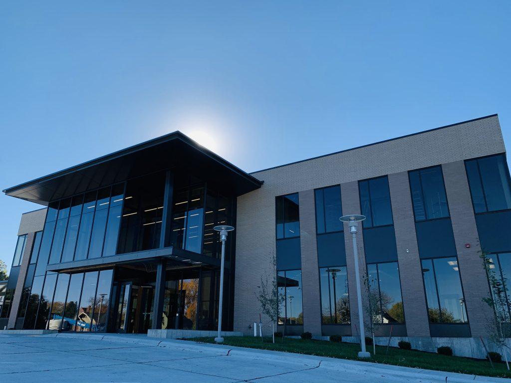 SNBuilding & Campus Branch Open