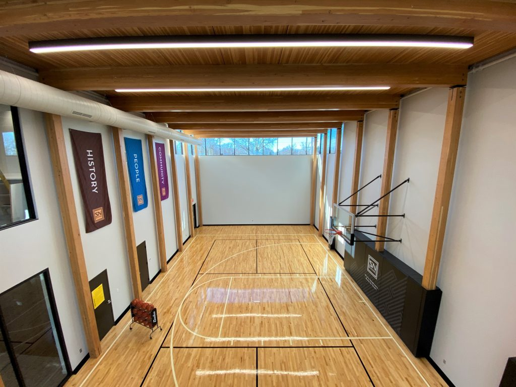 SNBuilding Gym Open