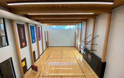 SNBuilding Gym Now Open