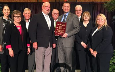 Nebraska Bankers Association Recognizes SNB for 125 Years