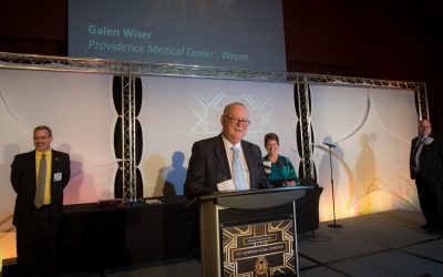 Galen Wiser Receives Trustee of the Year Award