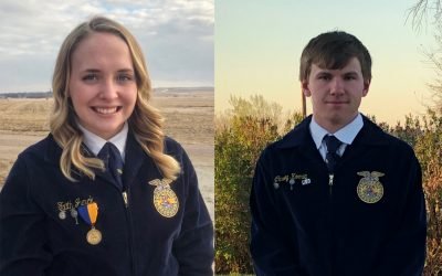 SNB FFA Scholarships Awarded