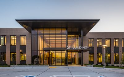 Grand Opening of the SNBuilding August 20th
