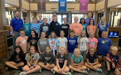 Blue Devil Branch Re-Opens for New School Year